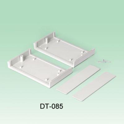145 x 85 x 38 mm Proje Kutusu - DT-085 (Açık Gri)