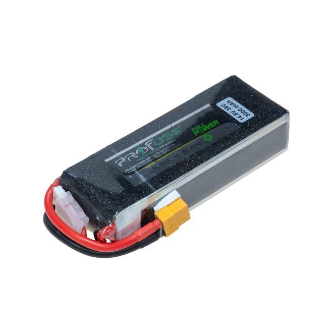 14.8 V 4S Lipo Batarya-Pil 3000 mAh 35C