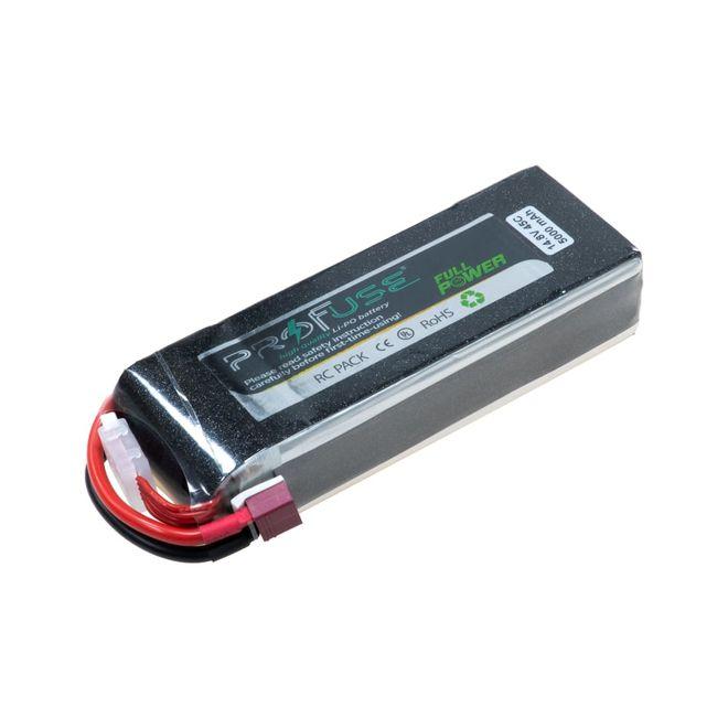 14.8 V 4S Lipo Batarya-Pil 5000 mAh 45C