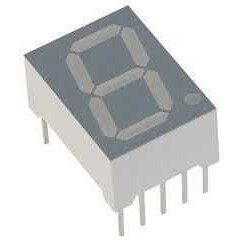 Robotistan - 14mm 7 Segment Display - Anode
