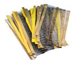 1/4W Resistor Kit (500) - Thumbnail