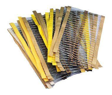 1/4W Resistor Kit (500)