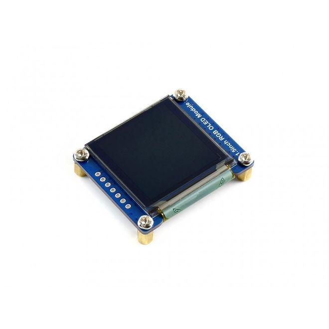 WaveShare 1.5 inch RGB OLED Ekran - 128x128
