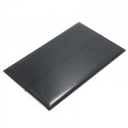 1.5 V 500 mA Güneş Paneli - Solar Panel 110x70 mm - Thumbnail