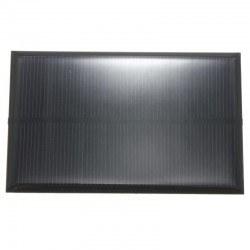 1.5 V500mA Solar Sell - Solar Panel 110x70mm - Thumbnail