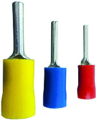 1,50-2,5mm İğne Tip Kablo Pabucu - 200 Adet