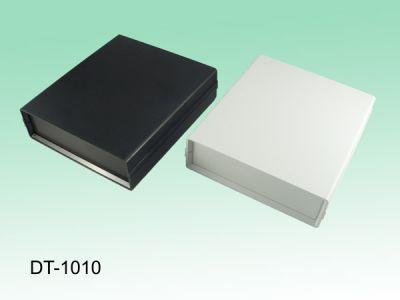 154 x 174 x 47 mm Proje Kutusu - DT-1010 (Siyah)
