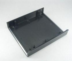 154 x 174 x 54 mm Proje Kutusu - DT-1020 (Siyah) - Thumbnail