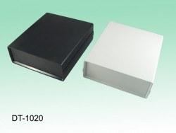 Altınkaya - 154 x 174 x 54 mm Proje Kutusu - DT-1020 (Siyah)