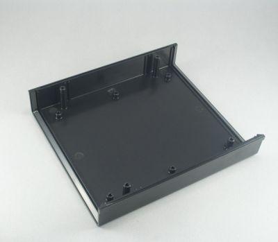 154 x 174 x 61 mm Proje Kutusu - DT-2020 (Siyah)
