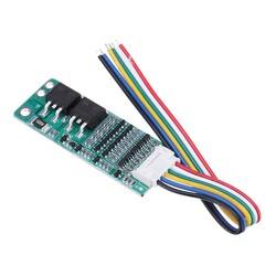 10A-15A 18650 Kablolu Lityum Pil Koruma Kartı - 18.5V 21V (Aşırı Şarj - Deşarj ve Aşırı Akım Koruması) - Thumbnail