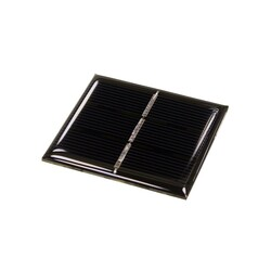 1.5V 250mA Solar Panel - Thumbnail