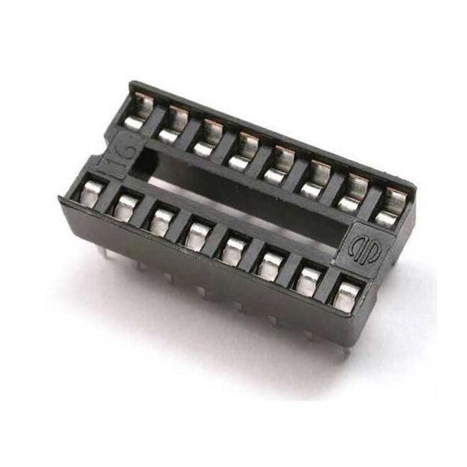 16 Pin Dip Socket