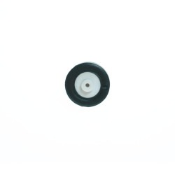 16mm Plastic Wheel - Thumbnail