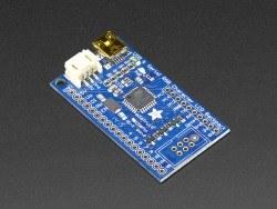 16x2 & 20x4 LCD Serial - USB Converter - Thumbnail