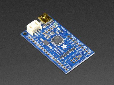 16x2 ve 20x4 LCD Serial - USB Dönüştürücü