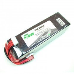 Full Power - 18.5 V 5S Lipo Batarya 3400 mAh 25C