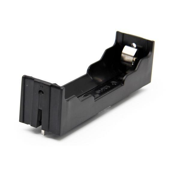 18650 Tekli Pil Yuvası (PCB Tip)