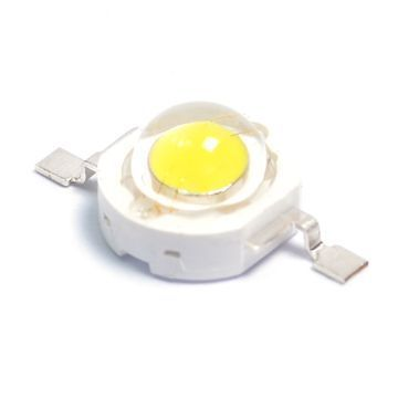 1 W Mavi Power Led