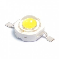 China - 1 W Yeşil Power Led