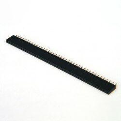 1x40 180 Derece Dişi Pin Header