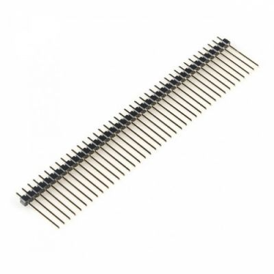 1x40 23MM 180 Degree Male Pin Header