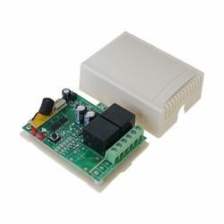 2 Kanal 433 MHz Kablosuz RF Alıcılı Röle Kartı - Kutulu - Thumbnail
