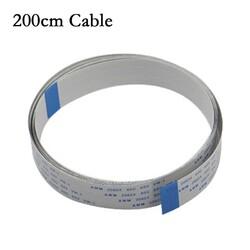 ODSEVEN - Raspberry 4B/3B+/3B/3A+ Camera FFC 15PIN Cable no Support Zero/Zero W - 2M