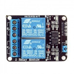 4-Channel 5V Relay Module Expansion Board for Arduino