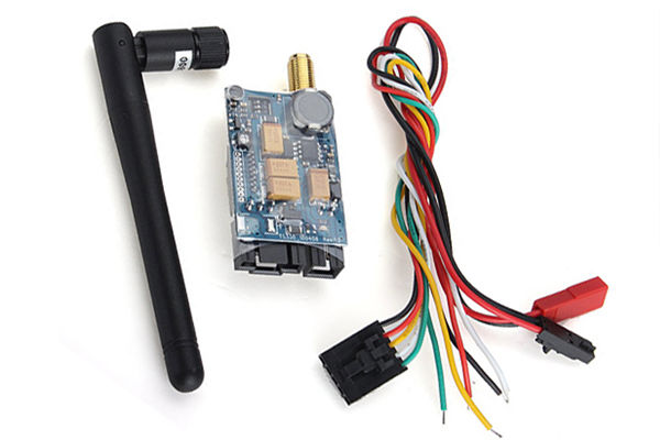 200mW 5.8GHz FPV Transmitter and Receiver Set - 8 Ch
