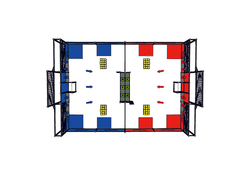 2020 MakeX Challenge Akıllı Yenilikçi Arena Yükseltme Paketi (Mavi Gezegen İçin) - Thumbnail