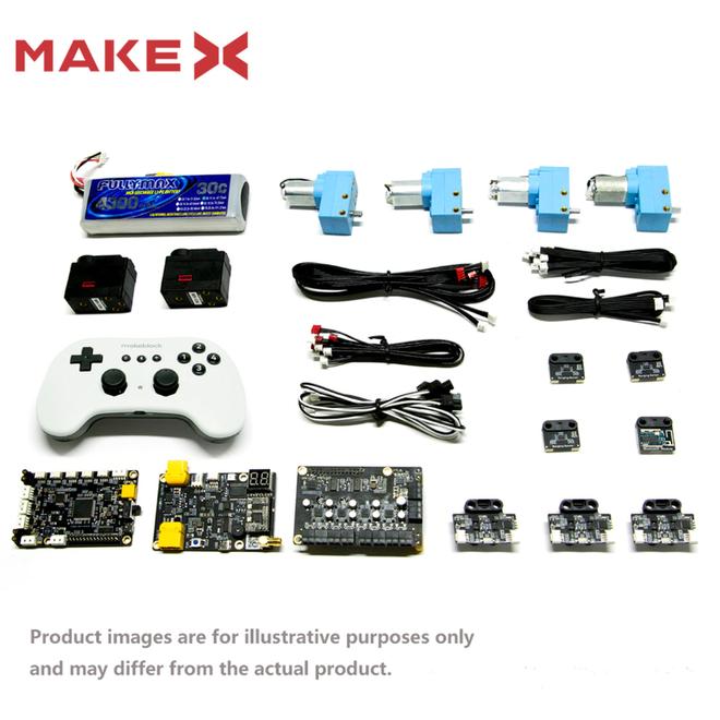 2020 MakeX Challenge Akıllı Yenilikçi Seti