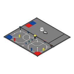 2020 MakeX Starter Akıllı Bağlantı Arenası - Thumbnail