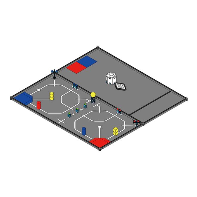 2020 MakeX Starter Akıllı Bağlantı Arenası