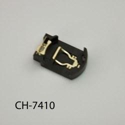 Proje Kutusu - 2032 Tipi Pil Tutucu 15.7x24x5.3mm