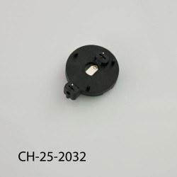2032 Tipi Pil Tutucu - 20x0x8.6mm - Thumbnail