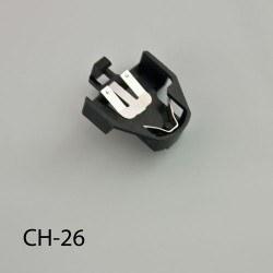 2032 Tipi Pil Tutucu - CH-26-2032 - Thumbnail