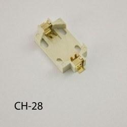 2032 Tipi Pil Tutucu - CH-28-2032 - Thumbnail