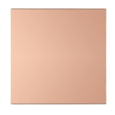20x20 cm Çift Yüzlü Bakır Plaket - FR4 (Epoksi)