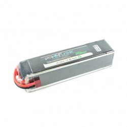 22,2V Lipo Battery 7000mAh 25C - Thumbnail
