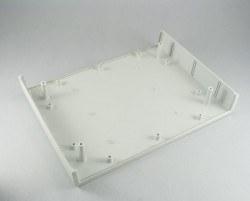 225 x 166 x 60 mm Proje Kutusu - DT-220 (Açık Gri) - Thumbnail