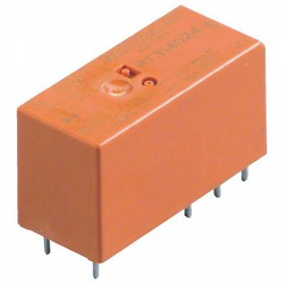 230V AC 8A Double Contact Relay - RTE24730