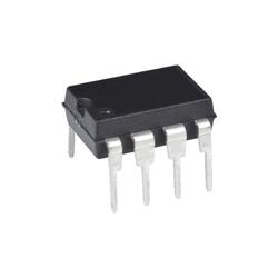 ATMEL - 24C01 - DIP8 DIP EEPROM Entegre