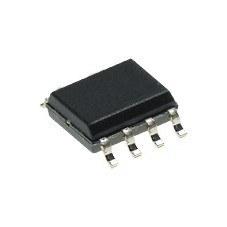 ATMEL - 24C01 - SO8 SMD EEPROM Entegre