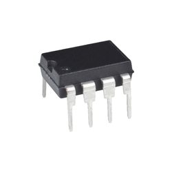 ATMEL - 24C02 - DIP8 DIP EEPROM Entegre