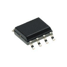 ST - 24C02 - SO8 SMD EEPROM Entegre