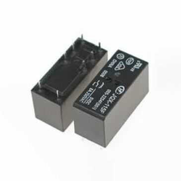 24V 8A Double Pole Relay - JQX-115F-024-2ZS1
