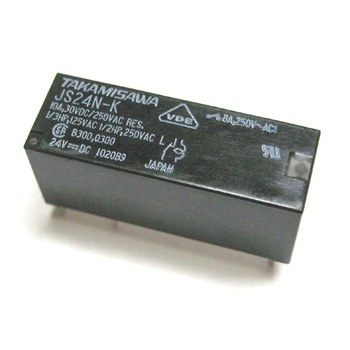 24V Combi Board Relay - JS24-K