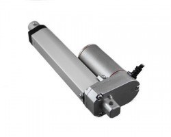 24V DC 100 mm Linear Actuator - Thumbnail