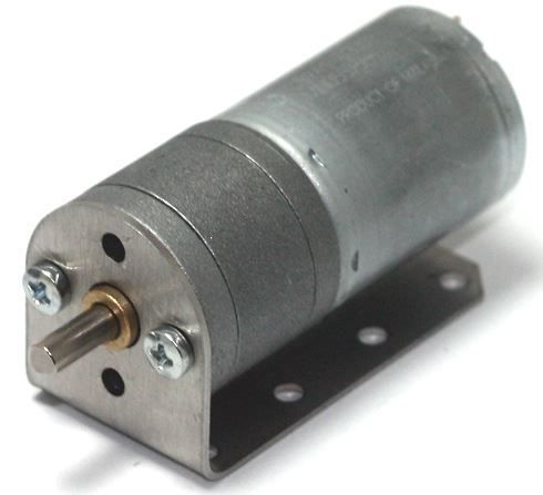25 mm Motor Connection Apparatus - 2 Pieces
